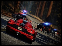 PS3, Screen, 	Need for Speed Hot Pursuit